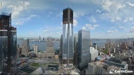 Incredible Time Lapse Shows WTC Construction - First Coast News | Things from The Internet | Scoop.it