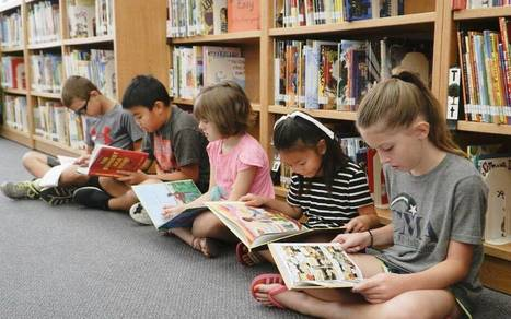 School librarians: It's about more than just books | Teacher Librarians Rule | Scoop.it