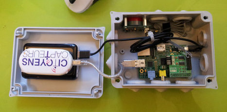 Le Labo Citoyen Gasser – Raspberry Pi Based High Precision Pollution Monitoring System | Embedded Systems News | Scoop.it