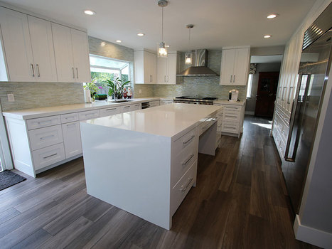 A Modern Kitchen & Home Remodel and Master Bedroom, Bathroom Room and walking closet Addition in Villa Park | kitchen remodeling orange county | Scoop.it