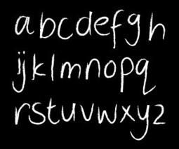 Letterweken: een goede start in groep 4! | Lees- en taalontwikkeling | Scoop.it