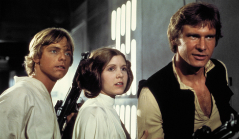 Star Wars 7 Trailer: How Han Solo And Luke Skywalker Will Be Revealed | Movie News | Scoop.it