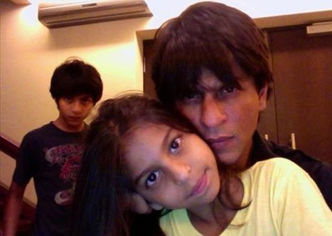 Shah Rukh Khan advises daughter Suhana to find a boyfriend like him! | Bollywood Celebrities News, Photos and Gossips | Scoop.it