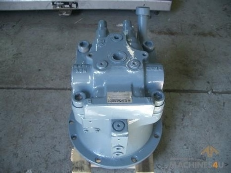 slew motor to suit Hitachi EX210 | Gearboxes Drives | Scoop.it