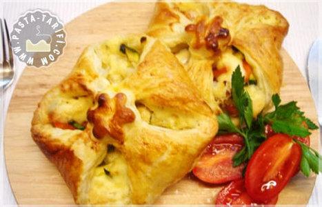 Bohça Böreği Tarifi | Poğaça Tarifleri - Börek Tarifleri | Scoop.it