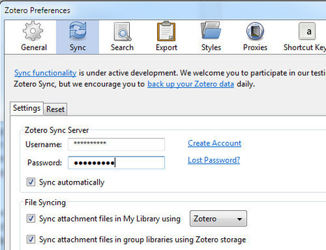 How to Clip, Sort, and Cite the Entire Web with Zotero | Zotero | Scoop.it