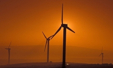 British windfarms set new power production record | CNS micro economics | Scoop.it