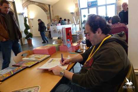 FestiBD 2016 | Bande dessinée et illustrations | Scoop.it