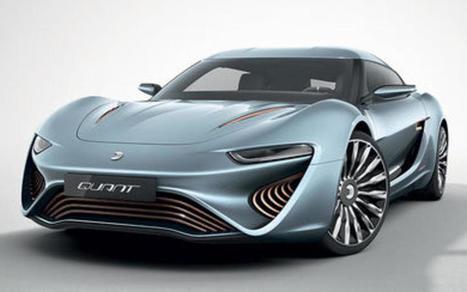 Les concept-cars se mettent au vert - Techno, Les plus de la ... - Bilan | Voitures anciennes - Classic cars - Concept cars | Scoop.it