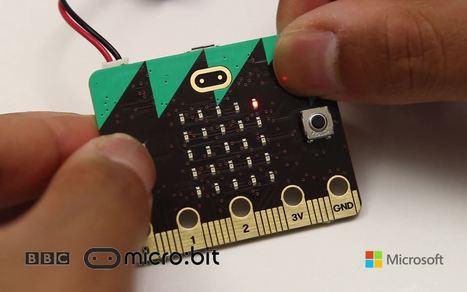 Micro:bit, el micro-ordenador programable que reciben todos los niños ingleses | Microsiervos (Ordenadores) | Achegando TICs | Scoop.it