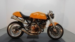 Cafe Racer - Ducati-SBK | Vintage lifestyle | Scoop.it
