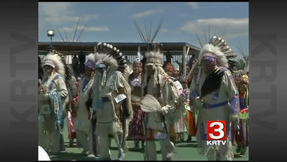 North American Indian Days underway in Browning - KRTV Great Falls News | First Nations | Scoop.it
