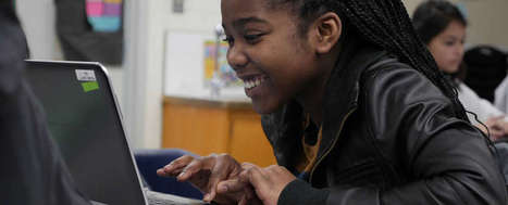 How to Increase Diversity in Tech? Bring Computer Science Into Schools | Technology in Education | Scoop.it