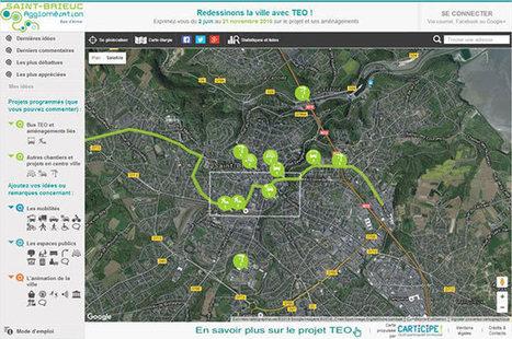 Carticipe, au service de la démocratie participative - Demain La Ville - Bouygues Immobilier | Démocratie participative-Brest | Scoop.it