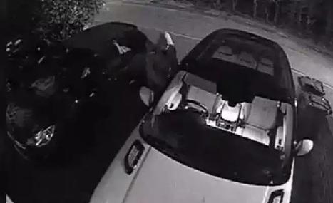 Vídeo: Un hacker roba un coche eléctrico en diez segundos | Chapa y Pintura Lumar | Scoop.it