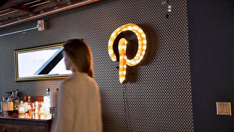 Inspiration From Pinterest For Offices That Stir Creativity | Bureaux inspirants | Scoop.it
