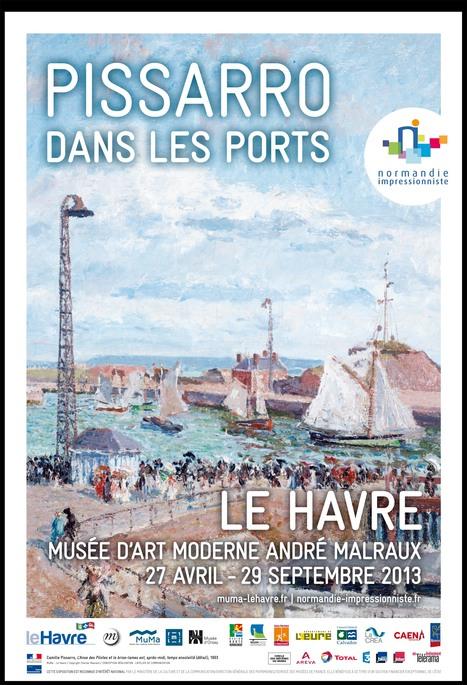 Pissarro dans les ports - Le Havre | Impressionnisme | Scoop.it