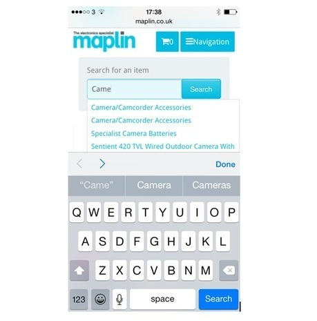 Five clever ways to enhance the mobile user experience | MyCustomer | Digital & more | Scoop.it