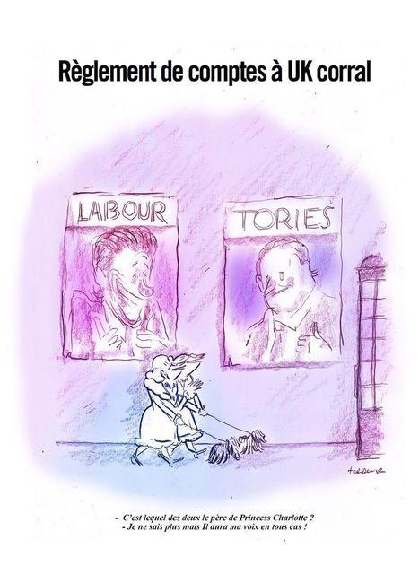 Jour de scrutin indécis au Royaume-Uni | Union Européenne, une construction dans la tourmente | Scoop.it