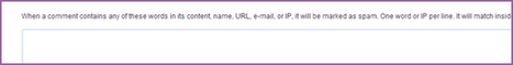 How to combat comment spam on your blog | Technology | Scoop.it