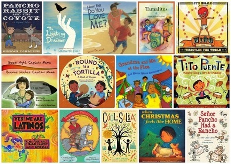 Opinion: No Latino children's literature in annual book list – again - NBC Latino | English Language Learners in the Classroom | Scoop.it