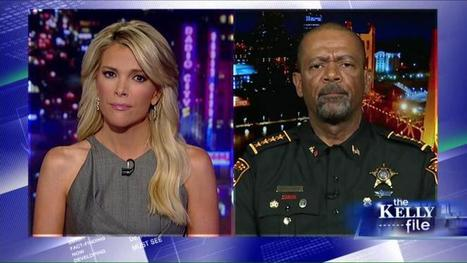 Sheriff Clarke Warns of 'Disorder' in US Cities: Cops Being Told to 'Stand Down'   Criminal Justice in America   Scoop.it