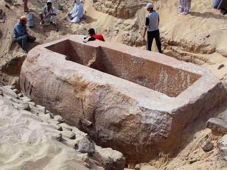 articles/Egyptian pharaohs tomb discovered by American archaeologists | Histoire et Archéologie | Scoop.it