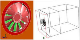 CFD Analysis of Fan Model | Aerodynamics | Scoop.it