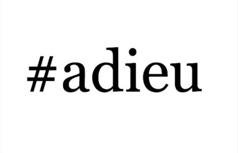 La fin du hashtag a-t-elle sonné? | Fresh from Edge Communication | Scoop.it
