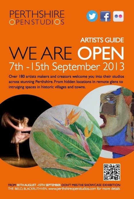 2013 Event   Perthshire Open Studios   Culture Scotland   Scoop.it