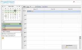 Project Calendar Software - ProjectVision | Agile and Scrum Project Management | Scoop.it