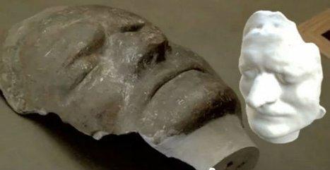 El rostro de Newton escaneado en 3D | Uso inteligente de las herramientas TIC | Scoop.it