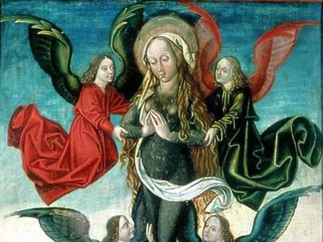 Jesus 'married Mary Magdalene and had children', according to ancient manuscript   Religion in the 21st Century   Scoop.it