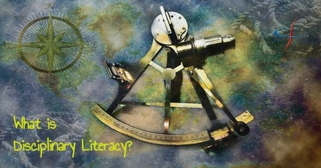 Literacy in the Disciplines | Transliteracy: Physical, Augmented, & Virtual Worlds | Scoop.it