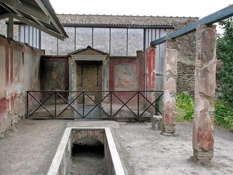 DOMVS ROMANA: Triclinium, espacio para comer y disfrutar en la domus | Mundo Clásico | Scoop.it