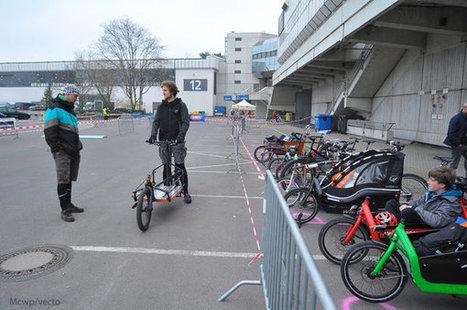 Berlin Cargo Bike Race - Triporteurs, cargobike, biporteurs Christiania Bikes by Vecto | triporteur | Scoop.it