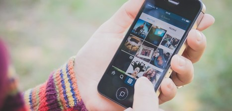 6 leviers pour augmenter votre audience sur Instagram - Je bosse dans le web | Actualité du marketing digital | Scoop.it