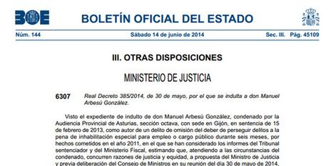 Gallardón indulta a un Guardia Civil que grabó 'sin dejar de reírse' una agresión sexual en España   Genera Igualdad   Scoop.it