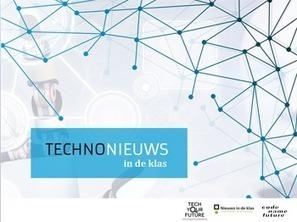 Prachtig lesmateriaal 'Technonieuws in de klas' #mediawijsheid #informatievaardigheden #21st century skills | Medialessen | Scoop.it
