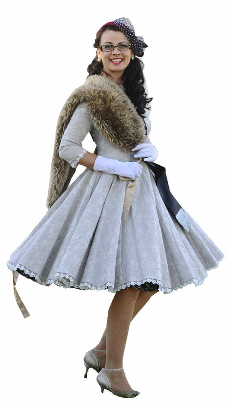 50s glamour look is a big winner - Clarence Valley Daily Examiner | fashion and glamor | Scoop.it