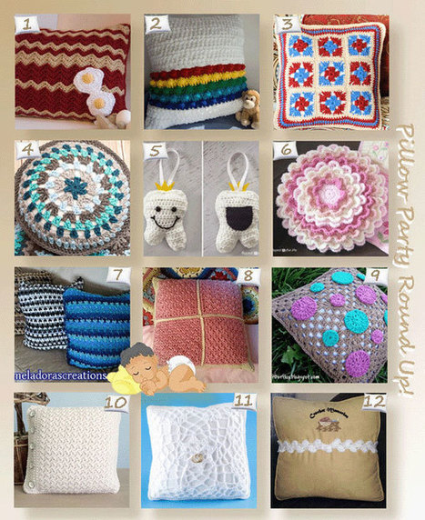 Pillow Party Round Up | Blogging & Social Media | Scoop.it