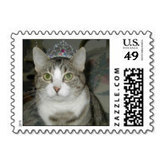 Cats On Postage Stamps - Flamin Cat Designs   Flamin Cat Designs At Zazzle   Scoop.it