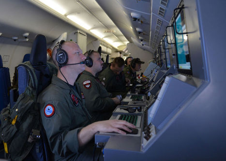 Jet Probably Crashed in Sea as U.S. Help Resisted, Lawmakers Say   EconMatters   Scoop.it