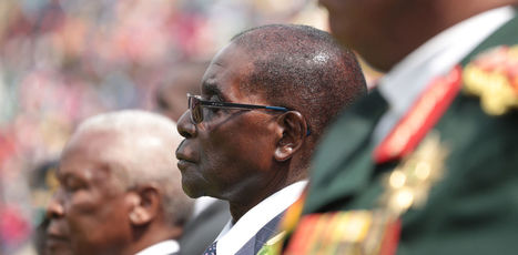 Converting tweets into feet: can Zimbabwe's social media activism oust Robert Mugabe? | Digital Strategy and Influence | Scoop.it