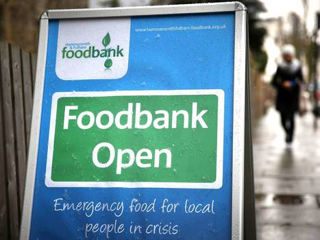 Hungry Britain: More than 500,000 people forced to use food banks | Cooking Tips | Scoop.it