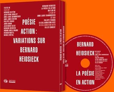 Poésie action : variations sur Bernard Heidsieck (Une coédition a.p.r.e.s éditions / Centre national des arts plastiques) | Poésie Elémentaire | Scoop.it