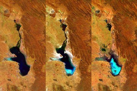 La Agencia Espacial Europea revela la desaparición de un lago en Bolivia | #territori | Scoop.it