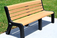 Recycled Park Benches: Eco-Friendly, Steel, Concrete & Plastic | Industrial Design and Technology | Scoop.it
