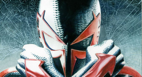 1st Look: J.G. JONES Draws SPIDER-MAN 2099 for SUPERIOR #17 | Comics | Scoop.it