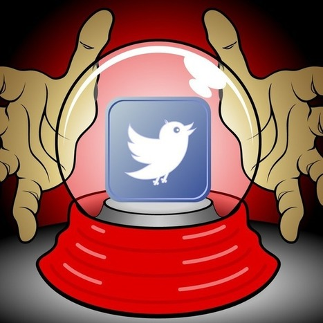 The Popularity of Your Tweets Can Be Predicted | Social Media | Scoop.it